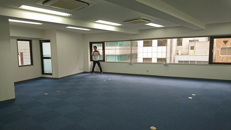 オフィス増設について